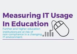 License Dashboard - Eduserv - Measuring IT Usage in Education - feature image