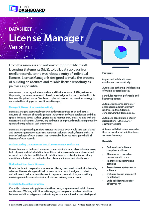 microsoft license key management software